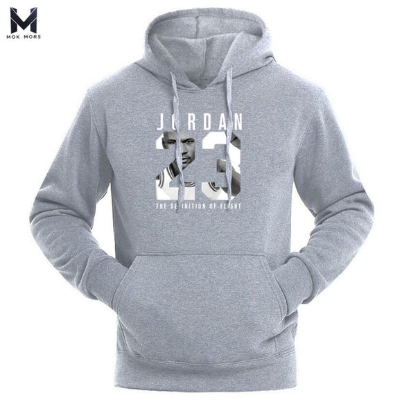 2017 Brand JORDAN 23 Men Sportswear Fashion brand Print Men hoodies Pullover Hip Hop Mens tracksuit Sweatshirts