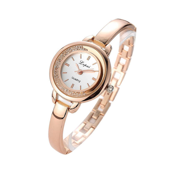 LVPAI Women Watches Top Brand Luxury Big Dial Women's Simple Watches Women Fashion Watch 2017 Gift Montre Femme