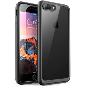 "Hybrid Rugged Case for iPhone 7 8 Plus 5.5 inch Shockproof Cover Rubber Case for iPhone 7 4.7"" New Case for Apple iPhone 8 Plus"