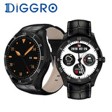 Diggro DI05 Smart Watch MTK6580 512MB+8GB Bluetooth 4.0 Support 3G NANO SIM Card WIFI GPS 1.39inch AMOLED Smart Watch VS Xiaomi