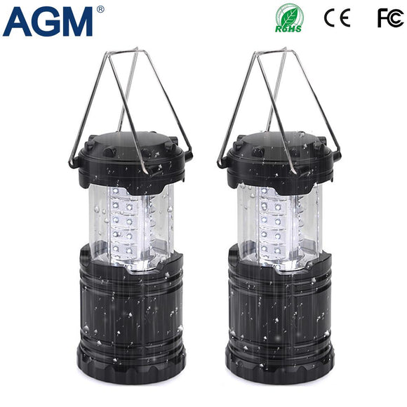 AGM Portable Lantern LED Camping Lanterns Tent Light Rechargeable Outdoor Powerful FlashLight Hand Crank Lamp For Hiking Fishing