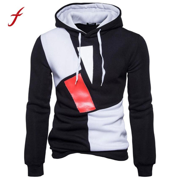 Men's Casual Leisure hoodies mens sweatshirt autumn winter fashion hoodies long sleeve pullover hoody men hooded sweatshirt men