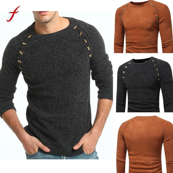 Mens Sweaters Solid Color Pullover V Neck Sweater Men Long Sleeve Shirt Wool Casual Autumn Winter Cashmere Knitwear Pull Homme