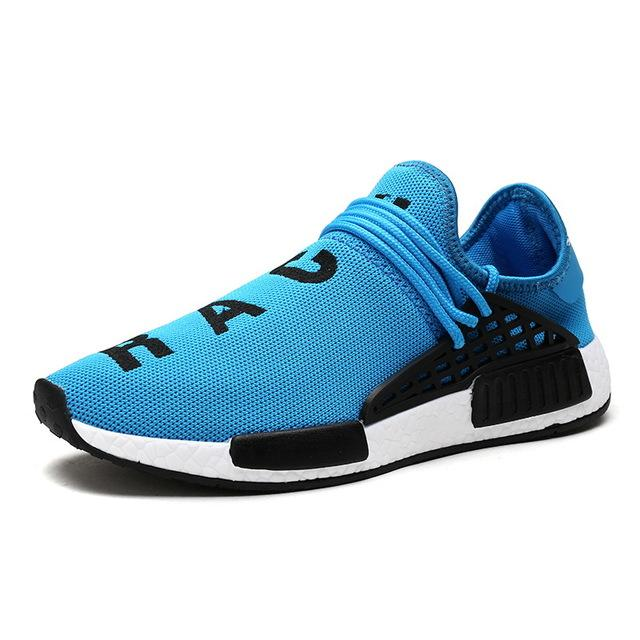 b2fa9a4c24d2a ... POLALI New Summer Tenis Designer Men Shoes Casual Mesh Luxury Breathable  Male Shoes Human Race Sport ...
