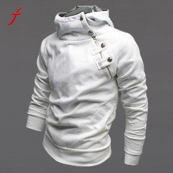 Men's hoody hoodies sweatshirt Men Casual Long Sleeve Solid Hoodie Hooded Sweatshirt Tops Jacket Coat Outwear sportswear Shirts