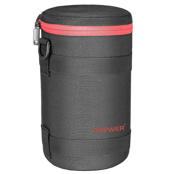 Neewer Thick Padded Protective Waterproof Lens Pouch for 70-200MM Lens for Canon 70-200/2.8IS/100-400/180MM/Nikon 70-200/80-400