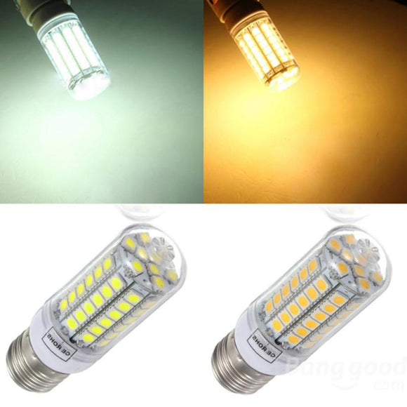 MUQGEW E27 70LED 8W Energy Saving Light Corn Lamp Bulb Warm White 220V 11.11 New Arrival Hot Sell
