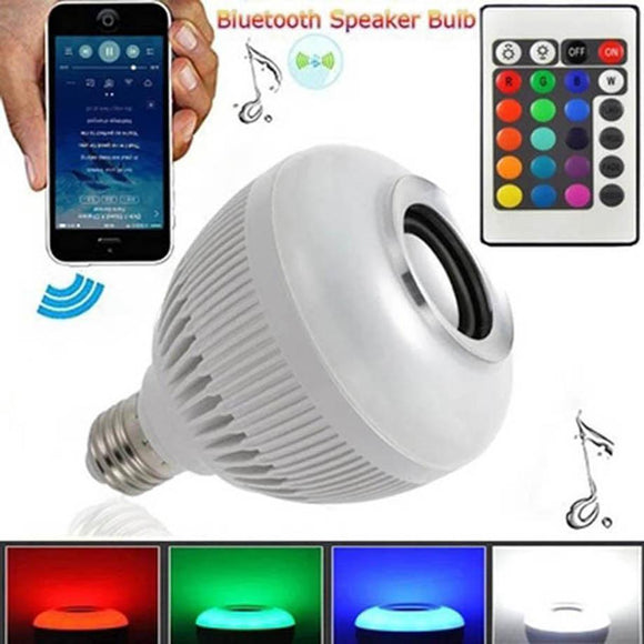 MUQGEW E27 7W RGB LED Light Milight WiFi Controller For iOS Android Warm White High-end product High Quality