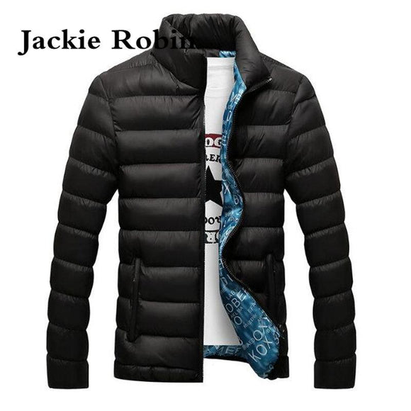 Winter Men Jacket 2017 Brand Casual Mens Jackets Coats Thick Parka Men Outwear 4XL Jacket Male Clothing