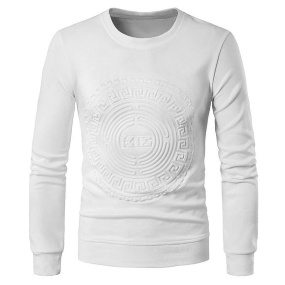 The North Of Winter New Sweatshirts Fashion Cotton Men Hoodies Cool Printed Sweatshirts Men Clothing marcelo burlon felpe Face