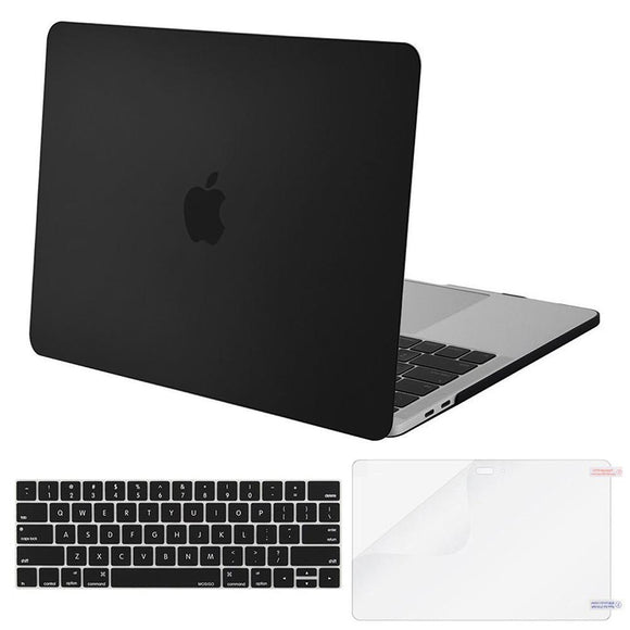 Mosiso Hard Shell Case for Macbook Pro 15 Touch bar Retina 2017 model A1707 + Silicone keyboard Skin Protector
