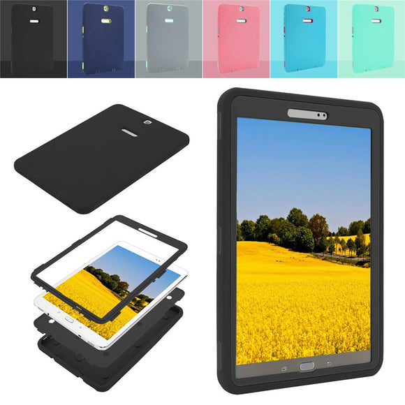 Heavy Duty Tablet Shockproof Case Cover for Samsung Galaxy Tab S2 9.7-inch T810 T15C T813 T819C