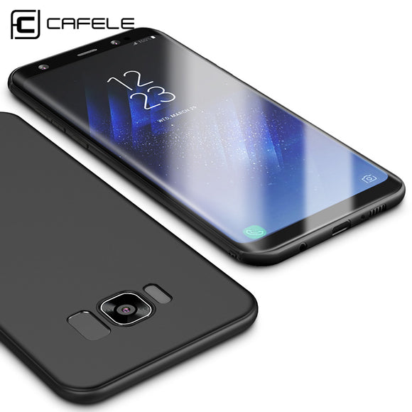 CAFELE Soft Case for Samsung Galaxy S7 Edge TPU Silicone Case for Samsung S7 S6 Edge Plus for Galaxy S8 S8 Plus Ultra Thin Cover
