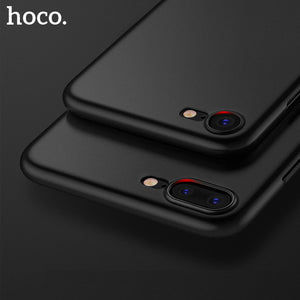HOCO Ultra Thin Case for Apple iPhone 7 8 & 7 8 PLUS Protective Matte Hard Cover Frosted Shell Protection Cases for iPhone8