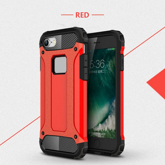 Centechia Hybrid hard tough dual layer armor case for apple iphone 6s plus 6s 6 shockproof TPU plastic covers cases