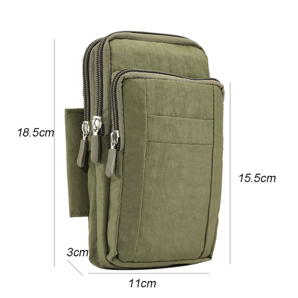 KSQ Universal Very Large Bag Package Multifunctional Cell Phone Bag Hanging Neck Wallet Outdoor Bag Pouch For iPhone for Tablet