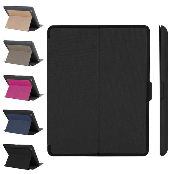 Stand Case for ipad 2 3 4 Shockproof Case Heavy Duty Smart Folding Folio Stand Cover for Apple iPad 2 iPad 3rd Generation iPad 4