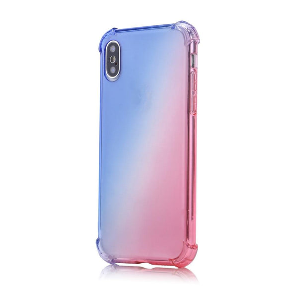 For iPhone Accessories Shock Absorption Clear TPU Four Corners Drop Case Cover For iPhone XS Max 6.5in