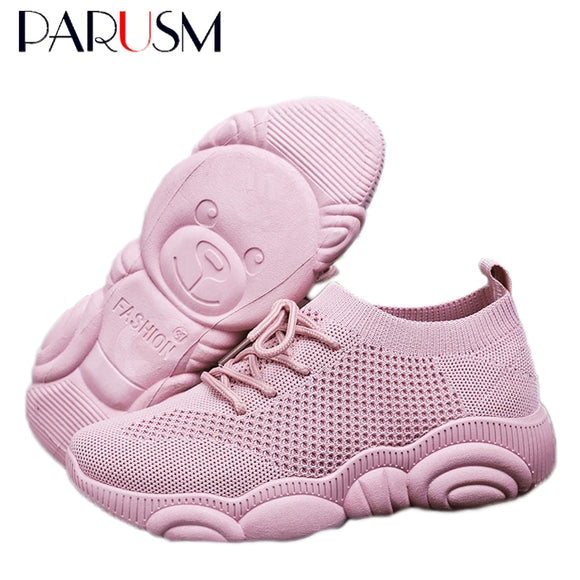 2019 New Fashion Woman Shoes Mesh Spring Casual Shoes Outdoor Breathable Comfortable Woman Sneakers Women Platform Shoes