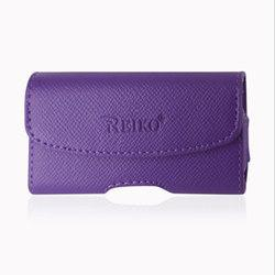 HORIZONTAL POUCH HP1023A MOTOLORA V9 PURPLE 4X0.5X2.1 INCHES