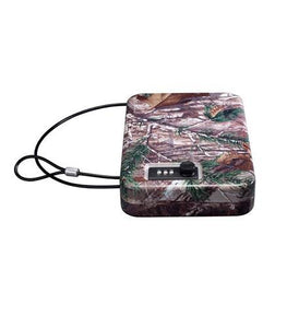 Realtree Xtra Portable Case w/Combo lock