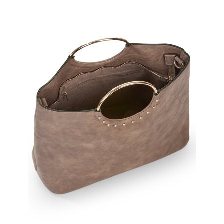 Metallic Sky Ring Bag-In-Bag