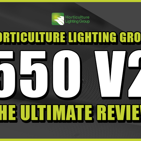 The Ultimate Horticulture Lighting Group HLG 550 V2 Review