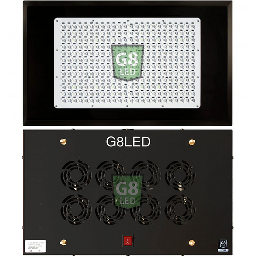 G8 LED 900 Watt Full Spectrum Veg/Flower Plant LED Grow Light