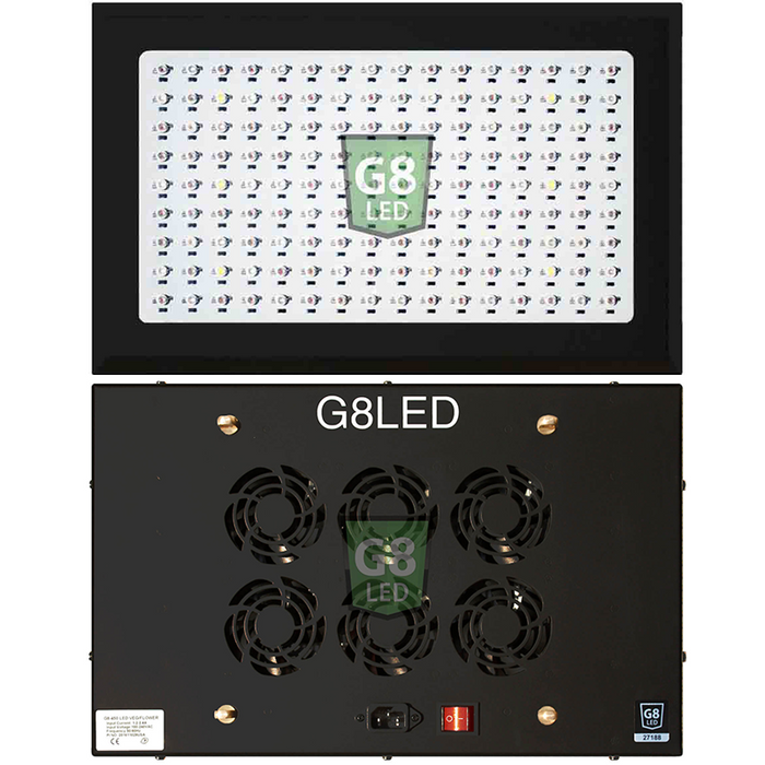 G8 LED 450B Watt Full Spectrum Flowering Plant LED Grow Light
