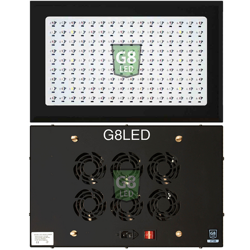 G8 LED 450 Watt Full Spectrum Veg/Flower Plant LED Grow Light