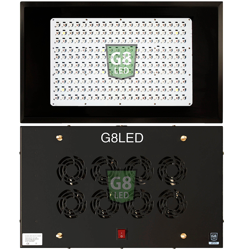 G8 LED 600 Watt Full Bloom Plant LED Grow Light