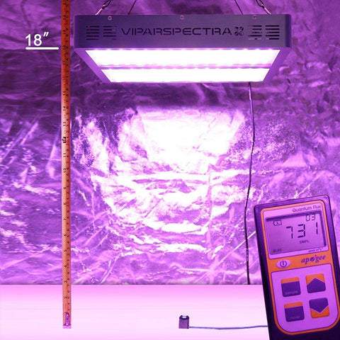Viparspectra V1200 LED Grow Light - Right Bud