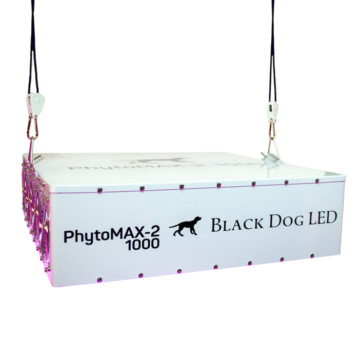 Black Dog LED PhytoMAX-2 1000 Full Spectrum Plant LED Grow Light