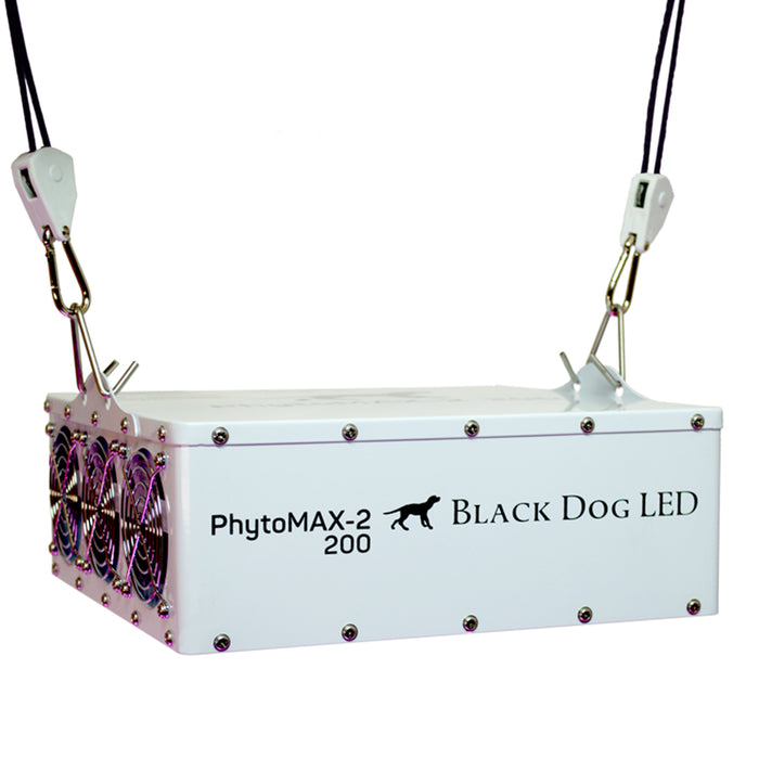 Black Dog LED PhytoMAX-2 200 Full Spectrum Plant LED Grow Light
