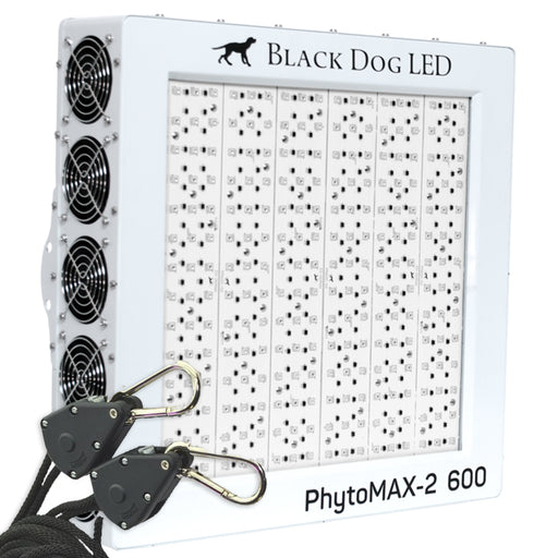 Black Dog LED PhytoMAX-2 600 Full Spectrum Plant LED Grow Light