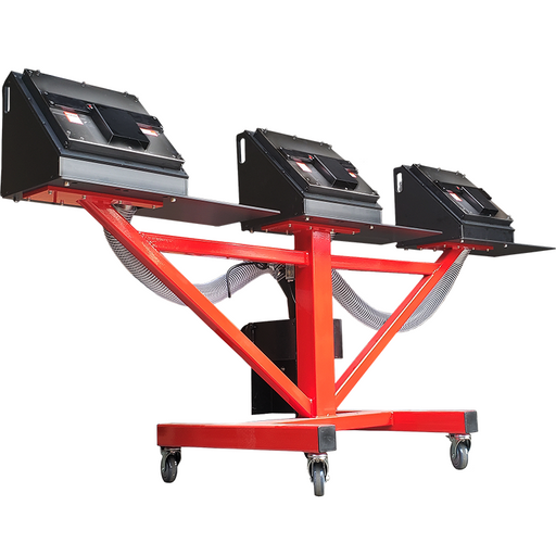 Centurion Pro GC3 Triple Bucker Debudder & Bucking Machine