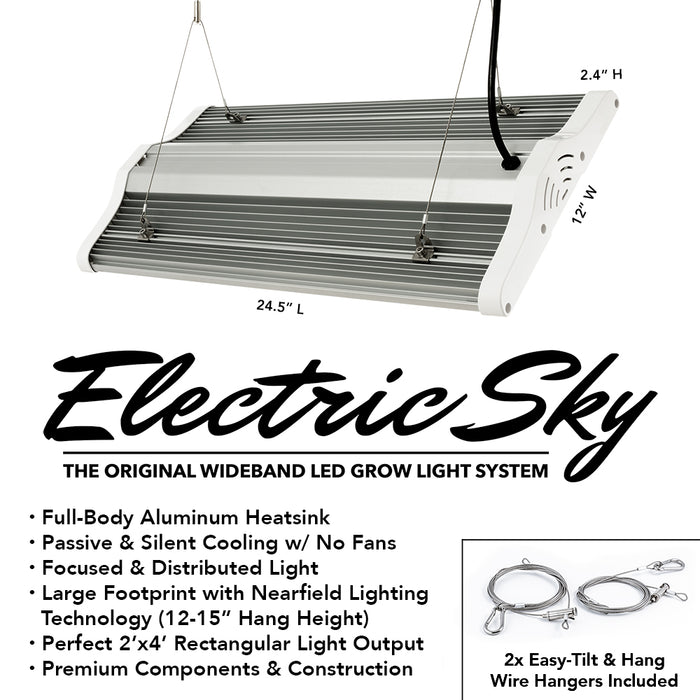 The Green Sunshine Company Electric Sky ES180 V2