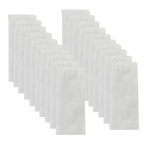 "Dulytek 1.75"" x 5"" Rosin Filter Bags - All Micron Sizes (20 pack)"