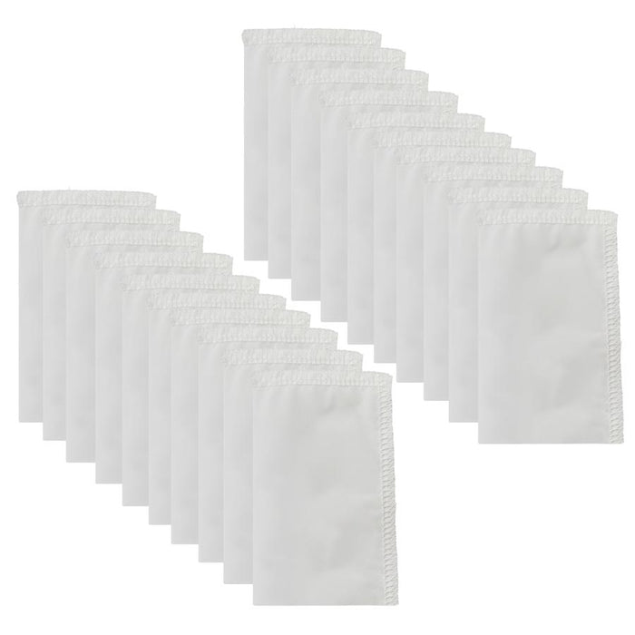 "Dulytek 2.5"" x 4.5"" Rosin Filter Bags - All Micron Sizes (20 pack)"