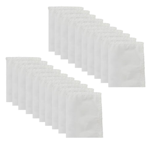 "Dulytek 2"" x 3.5"" Rosin Filter Bags - All Micron Sizes (20 pack)"