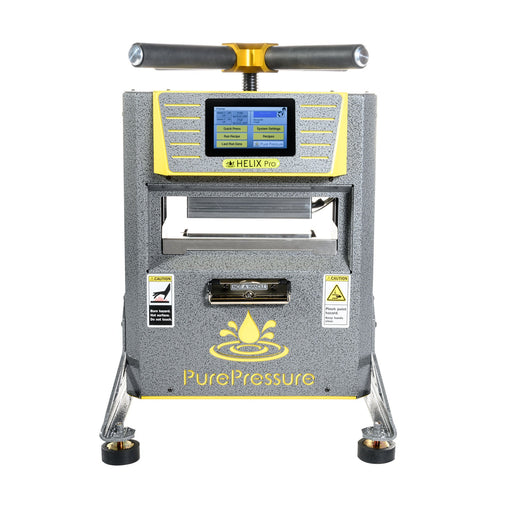 Pure Pressure Helix Pro 5 Ton Manual Rosin Press