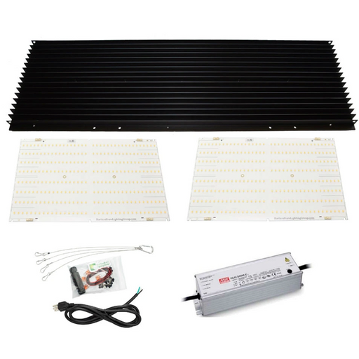 Horticulture Lighting Group 260 Watt V2 Quantum Board DIY Kit