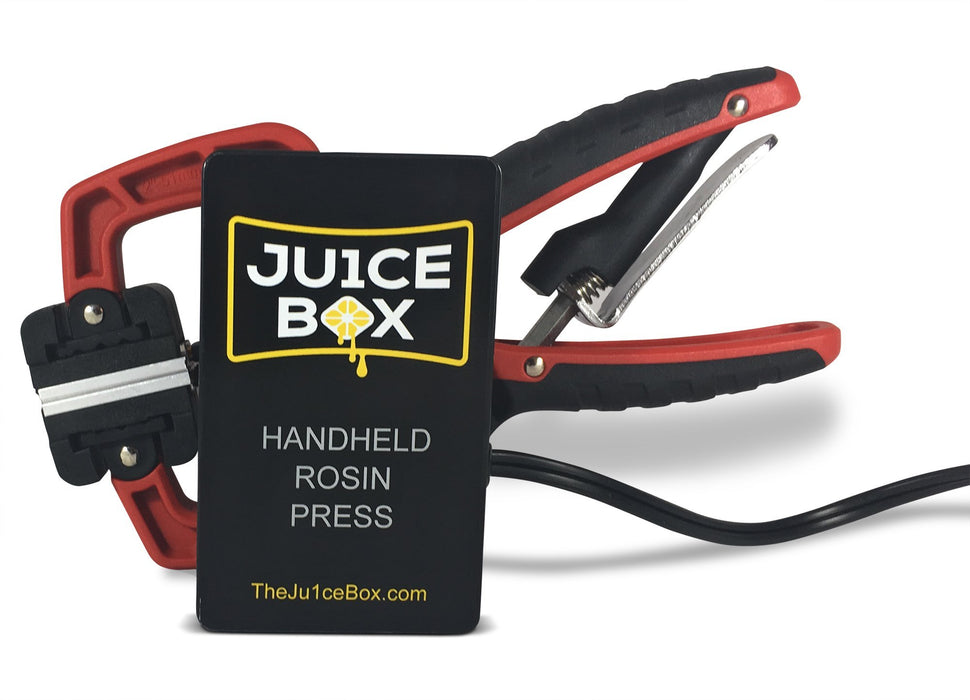 Ju1ceBox Handheld Manual Rosin Press Starter Kit