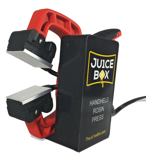 Ju1ceBox Handheld Manual Rosin Press