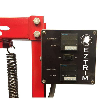EZTrim EZ PRESS PRO 12 Ton Hydraulic Rosin Tech Press - Right Bud