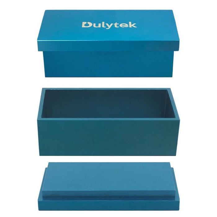 "Dulytek Rosin Pre-Press Rectangular Mold 2"" X 4"""