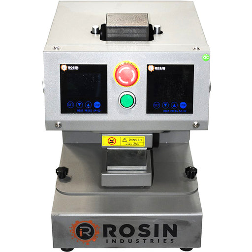 Rosin Industries X5 2.4 Ton Electric Heat Rosin Press