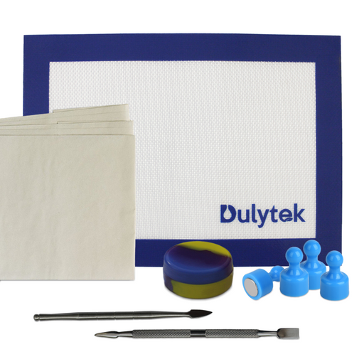 Dulytek Rosin Press Accessory Starter Kit
