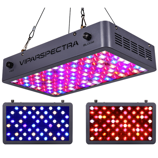 Viparspectra Dimmable 600W LED Grow Light