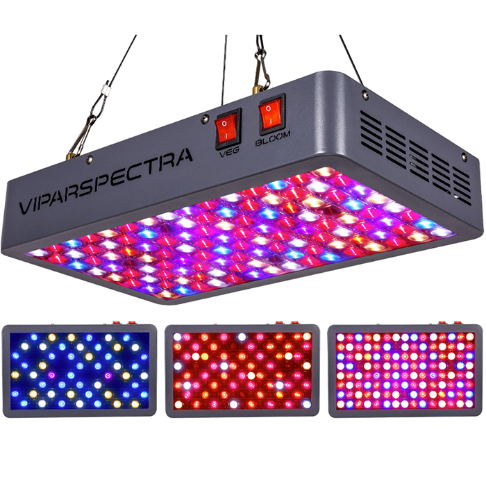 Viparspectra VP600 600W LED Grow Light